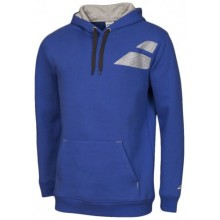 Реглан BABOLAT HOOD SWEAT CORE MEN Dark Blue