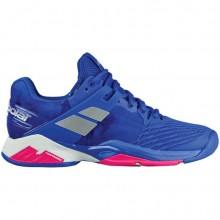 Кроссовки Babolat PROPULSE FURY ALL COURT W BLUE/PINK