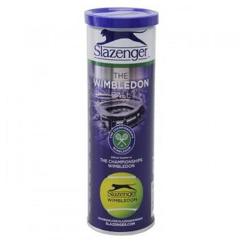 Мячи Slazenger Wimbledon Ultra-Vis + Hydroguard 4B
