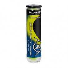 Мячи DUNLOP Tour Brilliance 4 balls