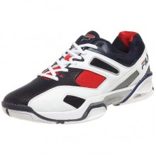 Кроссовки FILA Sentinel White Blue Red
