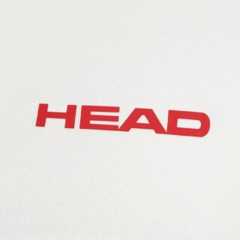 Майка Head Club Tank Top G White Red
