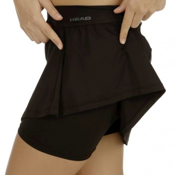 Юбка HEAD CLUB BASIC SKORT W Black