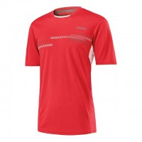 Футболка Head Club Technical Shirt M Red