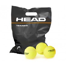 Мячи для тенниса HEAD (578120) HEAD Trainer - Polybag - 6DZ 2017