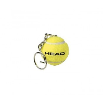 Брелок-мяч HEAD HEAD Mini Tennis Ball Keychain 2014