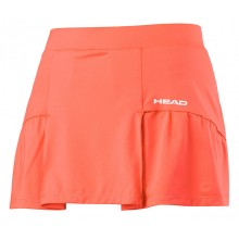 Юбка HEAD CLUB BASIC SKORT W Orange