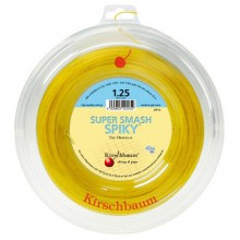 Струны KIRSHBAUM Super Smash Spiky 1,275 mm Dark Yellow, 200m
