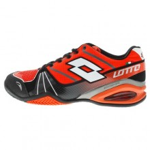 Кроссовки LOTTO R 5642 Stratosphere Clay Red Black