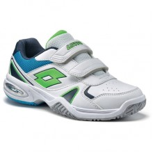 Кроссовки LOTTO R 5692 Stratosphere CL S Whit Green