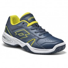 Кроссовки LOTTO R5688 Stratosphere JR L White Navy Blue Yellow