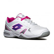 Кроссовки LOTTO R 5689 Stratosphere JR L White Violet
