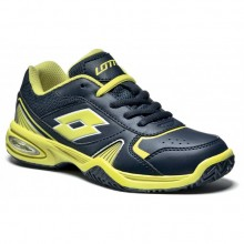 Кроссовки LOTTO R8098 Stratosphere II JR L  Navy Blue Yellow