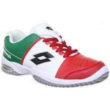 Кроссовки LOTTO Q5129 T-Tour JR L  White/Red/Green