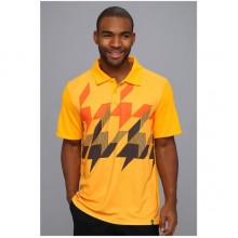 Футболка NEW BALANCE MTT4162  GDB Speed Polo Yellow