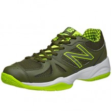 Кроссовки NEW BALANCE MC 696 YC Tennis Yellow Green