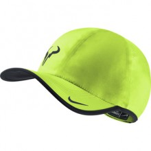 Кепка NIKE RAFA BULL FEATHERLIGHT CAP Neon Yellow