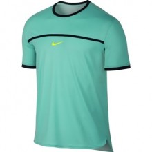 Футболка NIKE RAFA CHALLENGER TOP SHORT SLEEVE PREMIER Green
