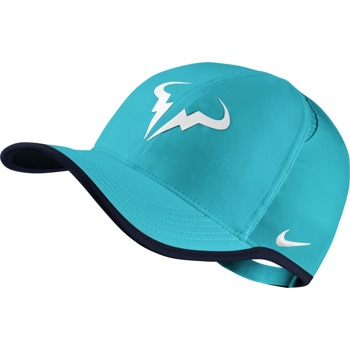 Кепка NIKE RAFA FEATHERLIGHT CAP Blue/Wh