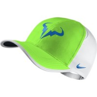 Кепка NIKE RAFA FEATHERLIGHT CAP Green/Wh/Blue