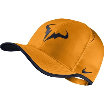 Кепка NIKE RAFA FEATHERLIGHT CAP Orange