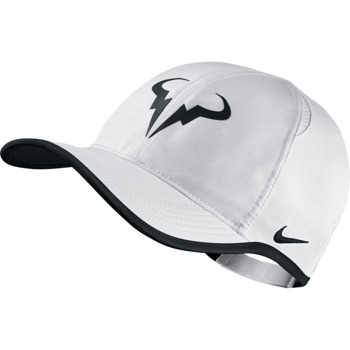 Кепка NIKE RAFA FEATHERLIGHT CAP Wh/Black