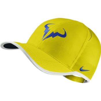 Кепка NIKE RAFA FEATHERLIGHT CAP Yellow/Blue
