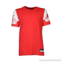 Футболка Nike Air Sleeves - Men T-Shirts Red