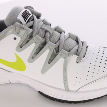 Кроссовки NIKE TBNJ-071 Vapor Court White Green