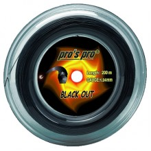 Струны PROS PRO Black Out 1,24 mm Black, 200m
