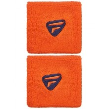 Напульсник Tecnifibre 2-Pack Wristbands Orange