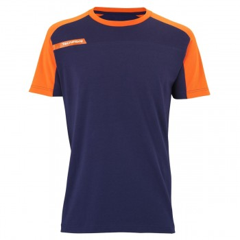 Футболка Tecnifibre Men's F1 Stretch & Mesh Crew