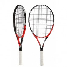 "Ракетка TECNIFIBRE  Tfight 25"" Black  Red"