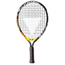 "Ракетка TECNIFIBRE Bullit 17"" Black Yellow"