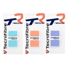 Намотки TECNIFIBRE T-rebound Оvergrip Coral/Violet/Olive