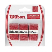 Намотка WILSON ADVANTAGE ABSORBENT Light Red