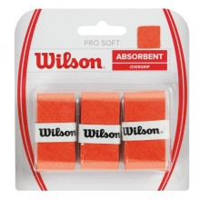 Намотка WILSON PRO SOFT ABSORBENT Red