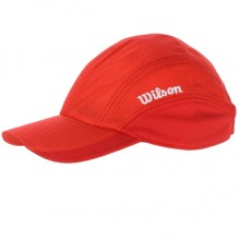 Кепка WILSON TUW-110 PERFORMANCE CAP Red Adult
