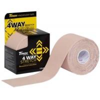 Тейп динамический Tmax 4 Way Stretch (5cm x 5m)