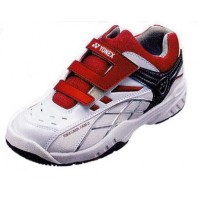 Кроссовки YONEX SHT-25 Junior White Red