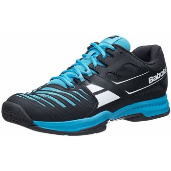Кроссовки Babolat SFX All Court M black/white/blue